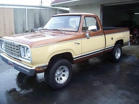 1977 Dodge Ram For Sale in Oklahoma - Carsforsale.com