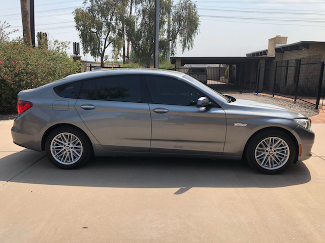 2010 Bmw 5 Series 535i Gran Turismo 4dr Hatchback In Tempe AZ