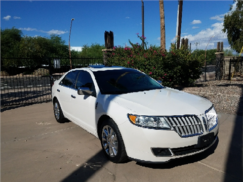 2011 Lincoln MKZ for sale in Tempe, AZ