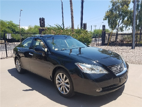 2007 Lexus ES 350 for sale in Tempe, AZ