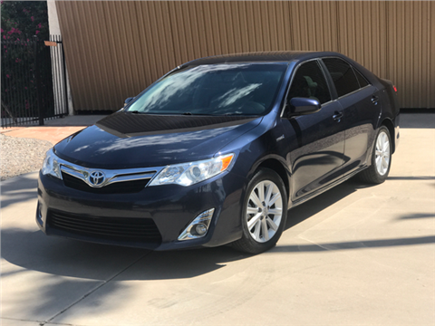 2014 Toyota Camry Hybrid for sale in Tempe, AZ