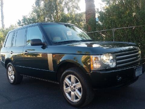 2003 Land Rover Range Rover for sale in Tempe, AZ