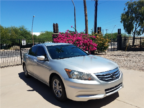 2012 Honda Accord for sale in Tempe, AZ