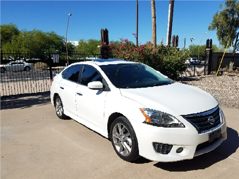 2014 Nissan Sentra for sale in Tempe, AZ
