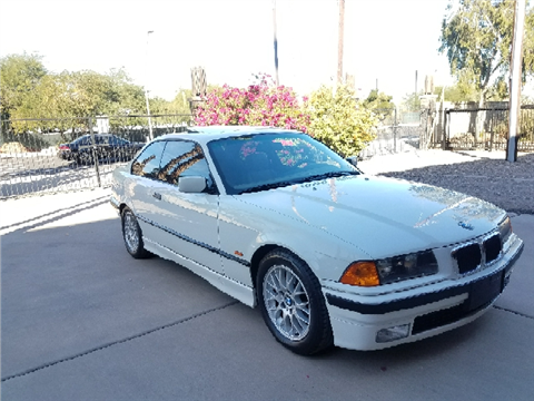 1998 bmw 328 coupe