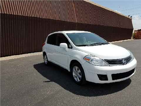 2012 Nissan Versa for sale in Tempe, AZ