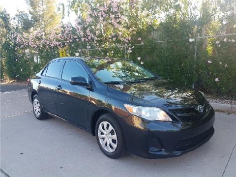 2013 Toyota Corolla for sale in Tempe, AZ