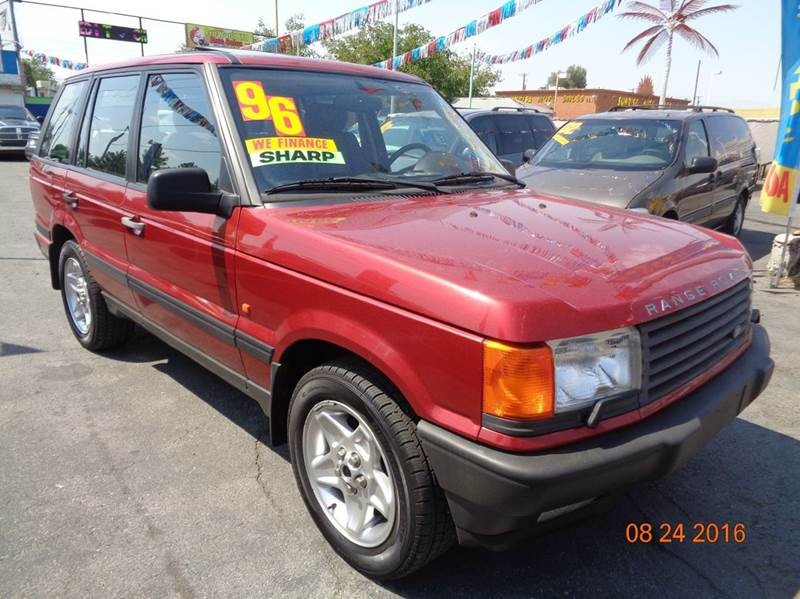 Used Cars in Las Vegas 1996 Land Rover Range Rover