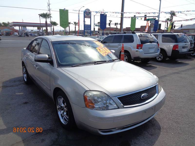 Used Cars in Las Vegas 2006 Ford Five Hundred