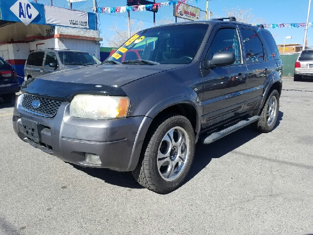 Used Cars in Las Vegas 2003 Ford Escape