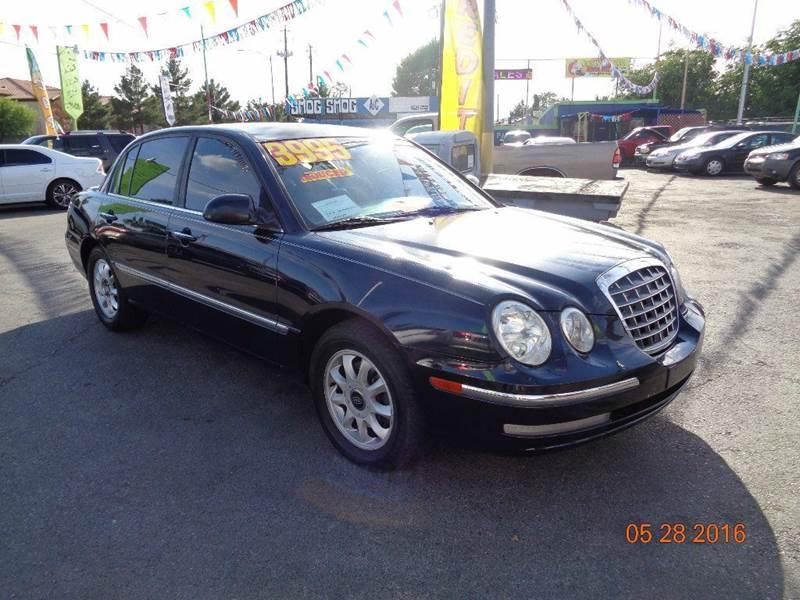 Used Cars in Las Vegas 2004 Kia Amanti