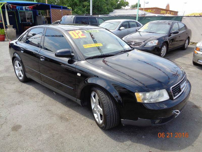 Used Cars in Las Vegas 2002 Audi A4