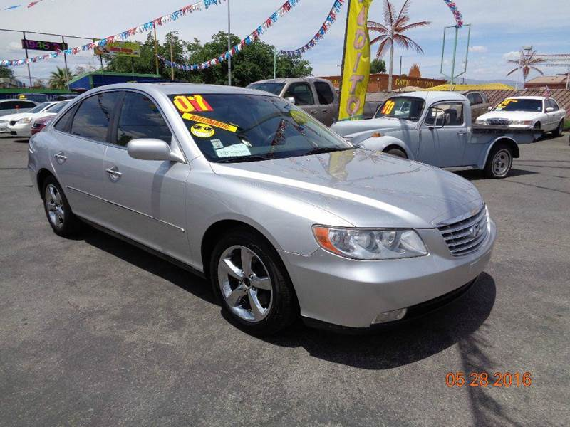 Used Cars in Las Vegas 2007 Hyundai Azera