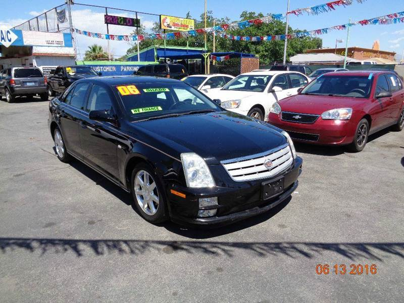 Used Cars in Las Vegas 2006 Cadillac STS