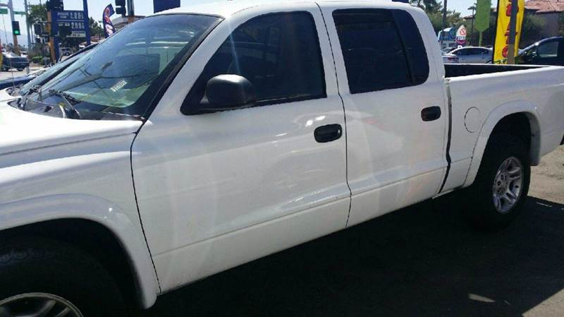 Used Cars in Las Vegas 2002 Dodge Dakota