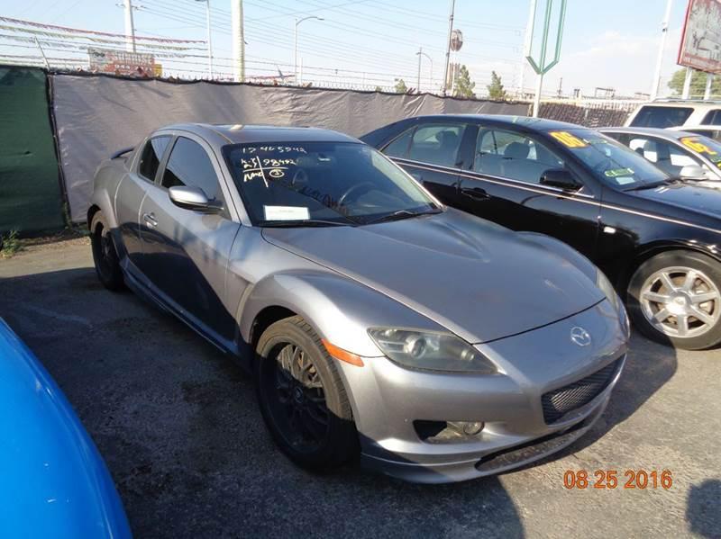 Used Cars in Las Vegas 2005 Mazda RX-8