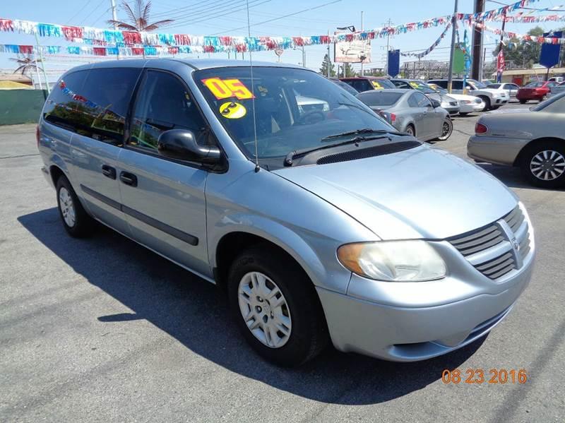 Used Cars in Las Vegas 2005 Dodge Grand Caravan