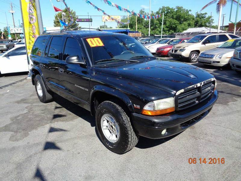 Used Cars in Las Vegas 2000 Dodge Durango