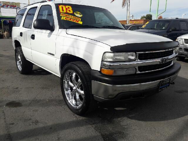 Used Cars in Las Vegas 2003 Chevrolet Tahoe