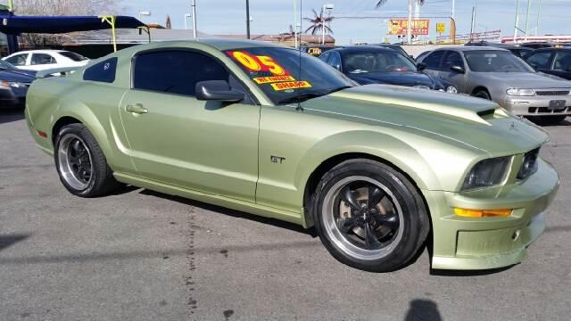 Used Cars in Las Vegas 2005 Ford Mustang
