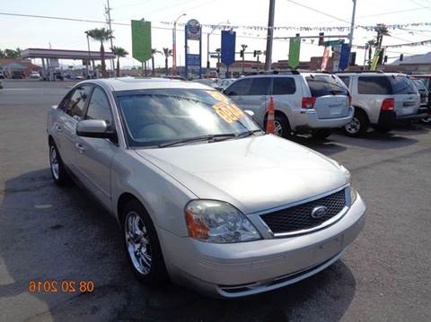 2006 Ford Five Hundred for sale in Las Vegas, NV