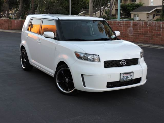 scion used cars pickup trucks for sale brea rsa automotive. Black Bedroom Furniture Sets. Home Design Ideas