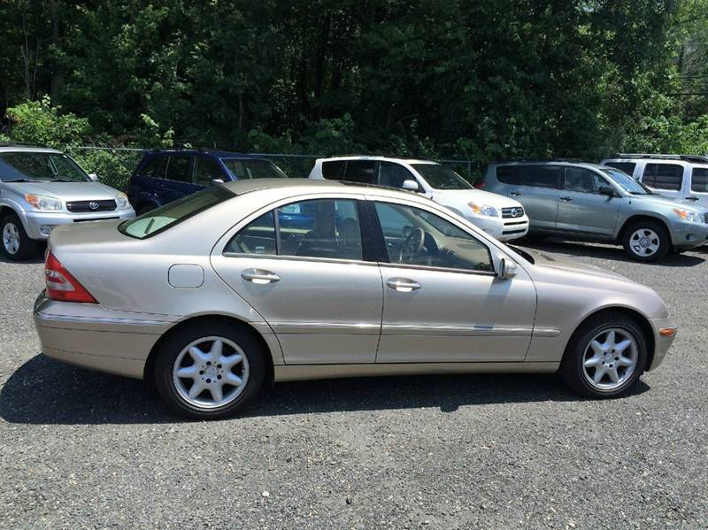 2004 mercedes benz c class c320 4matic awd 4dr sedan in taunton ma contact sciox Images