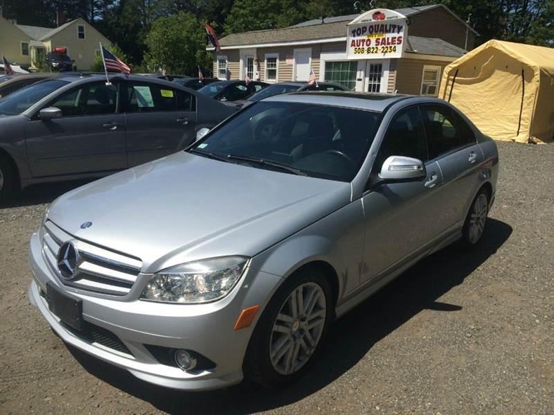 Mercedes benz c class for sale in taunton ma for Mercedes benz c class 2008 bluetooth