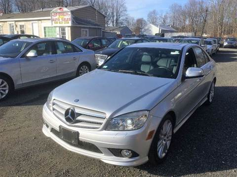 2008 Mercedes-Benz C-Class for sale in Taunton, MA