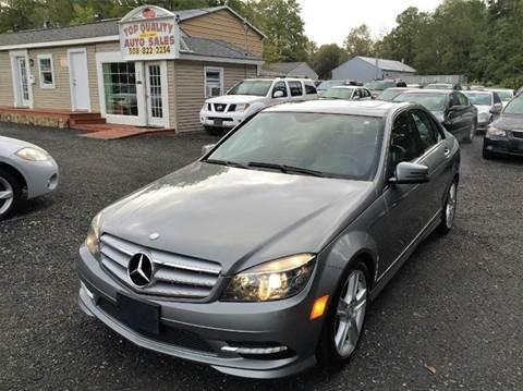 Mercedes Benz C Class For Sale Taunton Ma