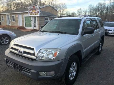 2003 Toyota 4Runner for sale in Taunton, MA