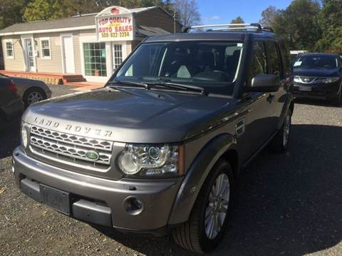 2010 Land Rover LR4 for sale in Taunton, MA