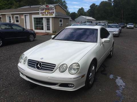 2003 Mercedes-Benz CL-Class for sale in Taunton, MA