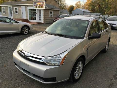 2008 Ford Focus for sale in Taunton, MA