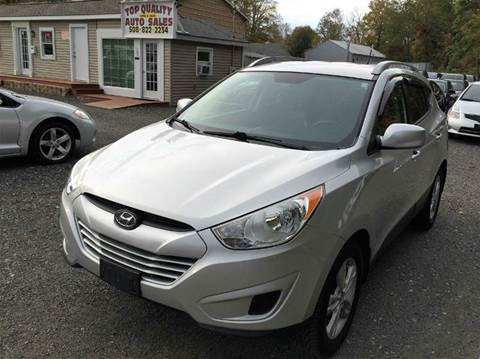 2010 Hyundai Tucson for sale in Taunton, MA