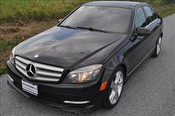 2011 Mercedes-Benz C-Class for sale in Walden, NY