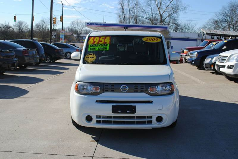 2009 Nissan Cube For Sale In Ohio Carsforsale Com
