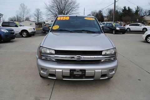 2004 Chevrolet TrailBlazer for sale in Germantown, OH