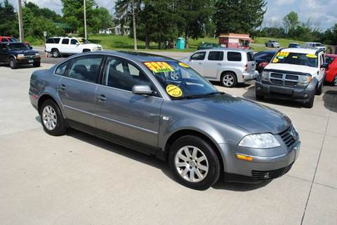 2003 Volkswagen Passat for sale in Germantown, OH
