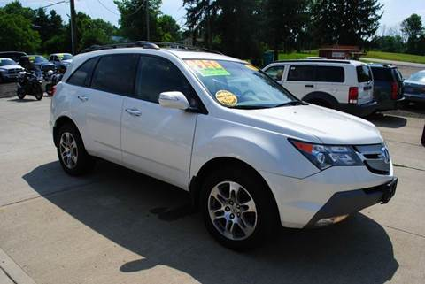 2008 Acura MDX for sale in Germantown, OH