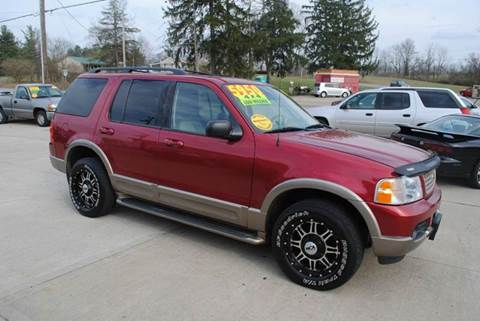 2003 Ford Explorer for sale in Germantown, OH