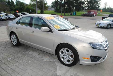 2010 Ford Fusion for sale in Germantown, OH