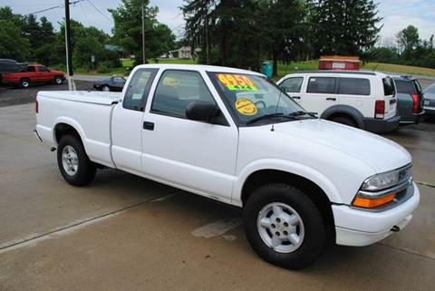 2001 Chevrolet S-10 for sale in Germantown, OH