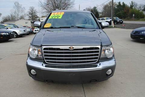 2008 chrysler aspen for sale in germantown oh. Cars Review. Best American Auto & Cars Review