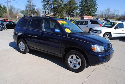 2006 Toyota Highlander for sale in Germantown, OH