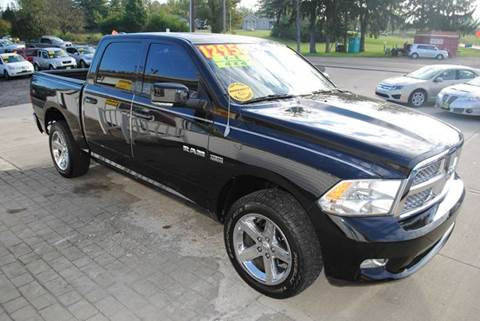 2009 Dodge Ram Pickup 1500 for sale in Germantown, OH