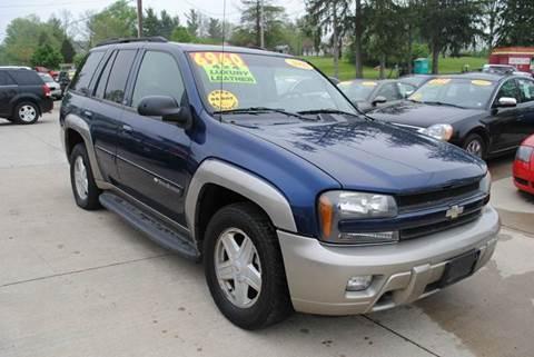 2003 Chevrolet TrailBlazer for sale in Germantown, OH