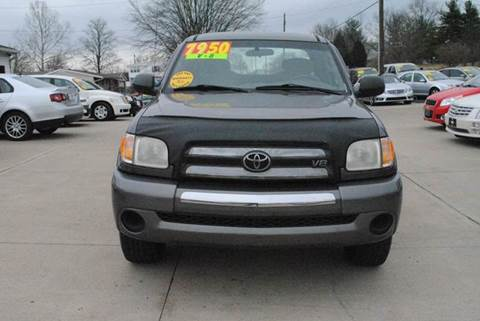 2003 Toyota Tundra for sale in Germantown, OH