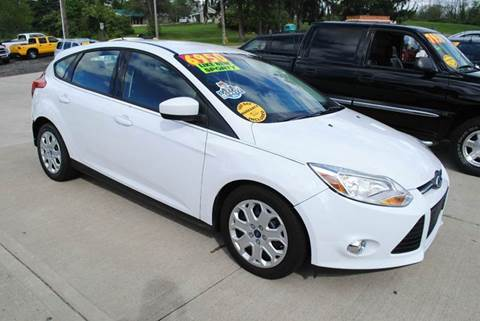 2012 Ford Focus for sale in Germantown, OH