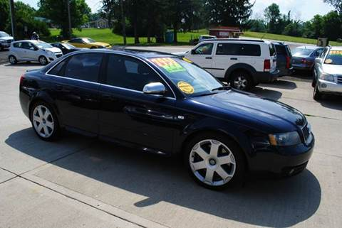 2004 Audi S4 for sale in Germantown, OH